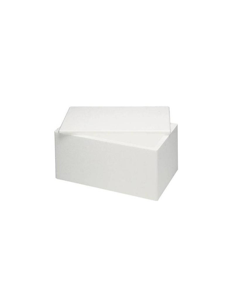 boite de transport isotherme polystyr ne ebay. Black Bedroom Furniture Sets. Home Design Ideas