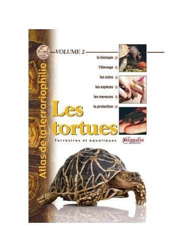 Atlas de la terrariophilie - Volume 2 - Les Tortues