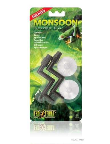 Monsoon Nozzles Exo Terra