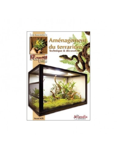 Amenagement du terrarium