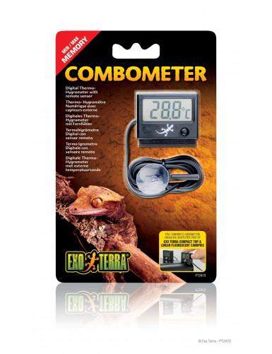 Thermo-hygromètre numérique...