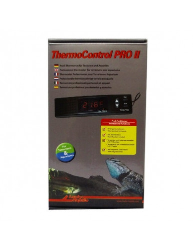 Thermo control Pro II Lucky Reptile