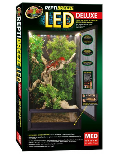Reptibreeze LED Deluxe Zoo Med