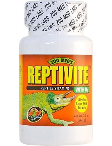ReptiVite avec D3 Zoo Med