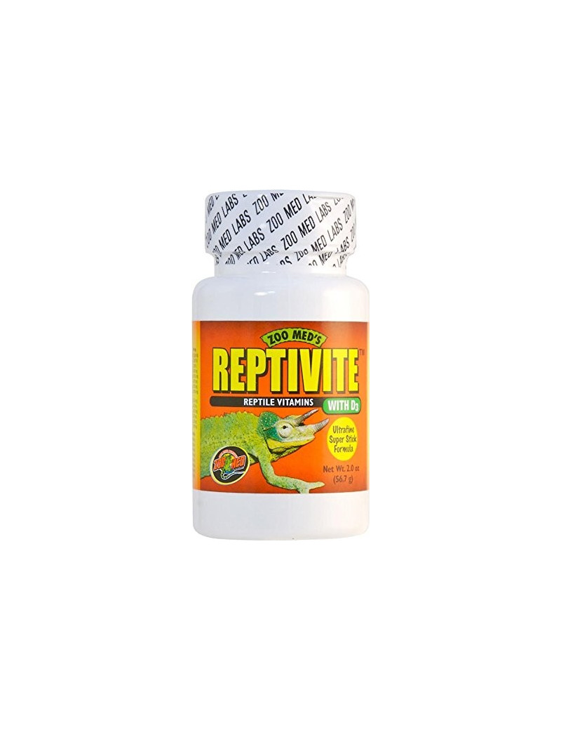 ReptiVite sans D3 Zoo Med