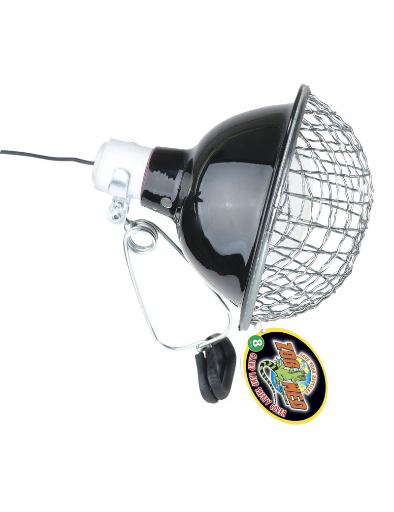 Clamp Lamp Safety Cover Zoo Med