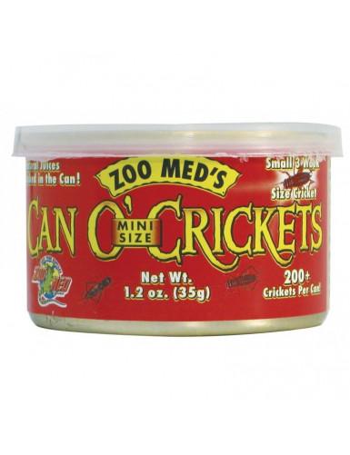 Can O Crickets Zoo Med