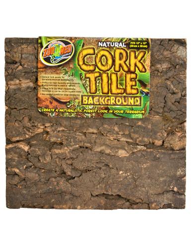 Natural Cork Tile Background Zoo Med