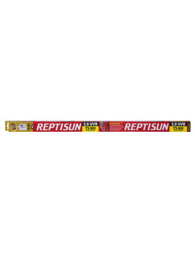 ReptiSun 10.0 T5HO UVB Zoo Med (60cm et plus)