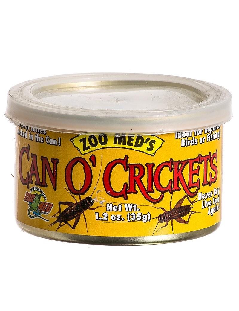 Can O Cricket Zoo Med