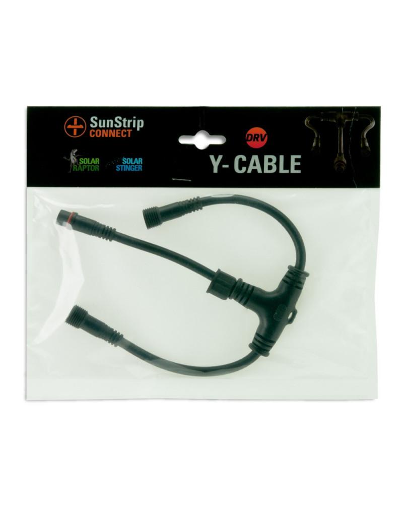 Y-Cable Solar Raptor