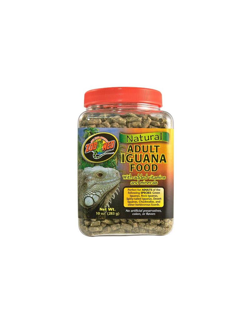 Natural Iguana Food Adult Zoo Med