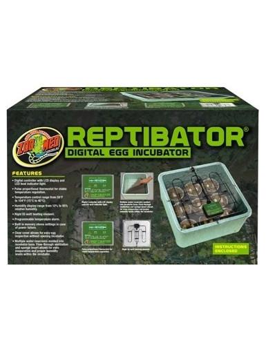 Reptibator incubateur / couveuse Digital Zoo Med