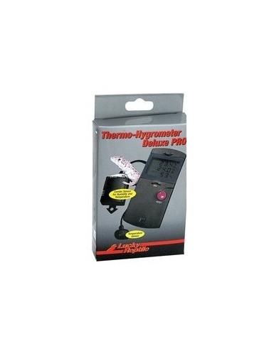 Thermo-hygromètre Deluxe...