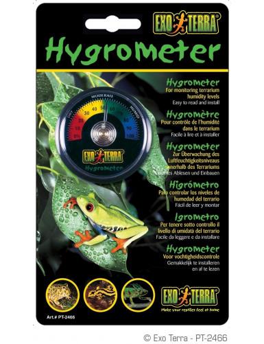 Hygromètre analogique Exo Terra