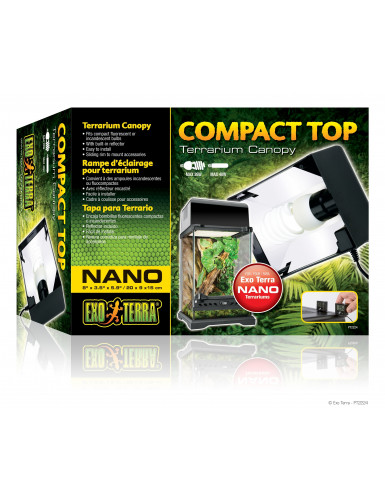 Compact Top Exo Terra