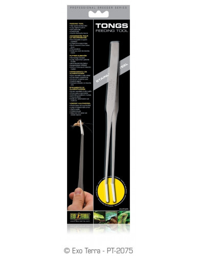 Pince de nourrissage / Tongs Exo Terra