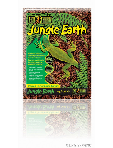 Jungle earth Exo Terra